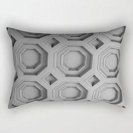 Going Forward No. 3 Rectangular Pillow