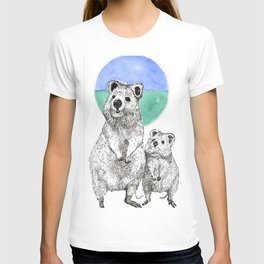 The Reign of the Quokka! T-shirt