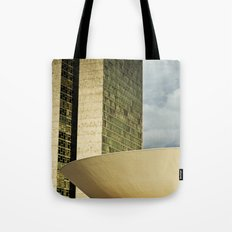 Brasilia, Brazil Architecture Tote Bag