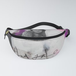 And the future is certain Fanny Pack