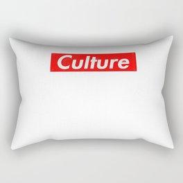 Culture Rectangular Pillow