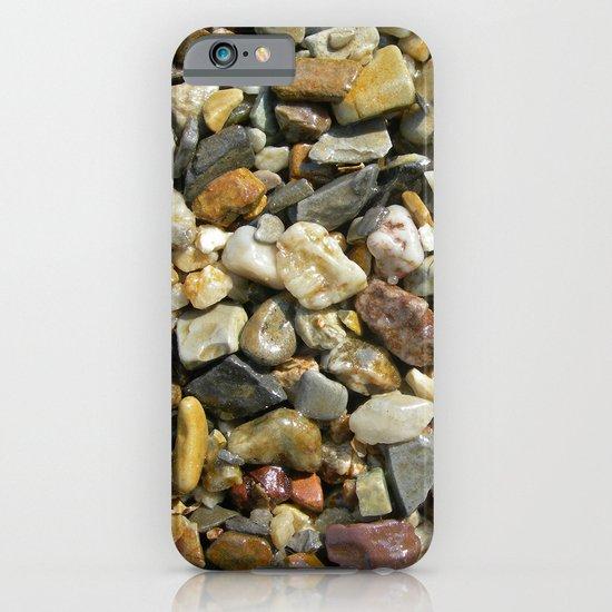 pebble stone I iPhone & iPod Case