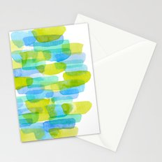 Watercolor 001 Stationery Cards