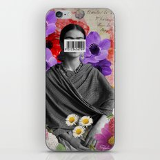 Public Figures Collection -- Frida by Elo iPhone & iPod Skin