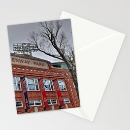 Welcome To Fenway Park Stationery Cards