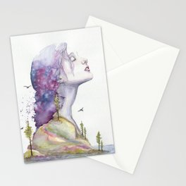 Arise by Ruth Oosterman Stationery Cards