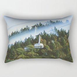 Iconiscope - Tram Rectangular Pillow