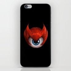 The Eye of Rampage iPhone & iPod Skin