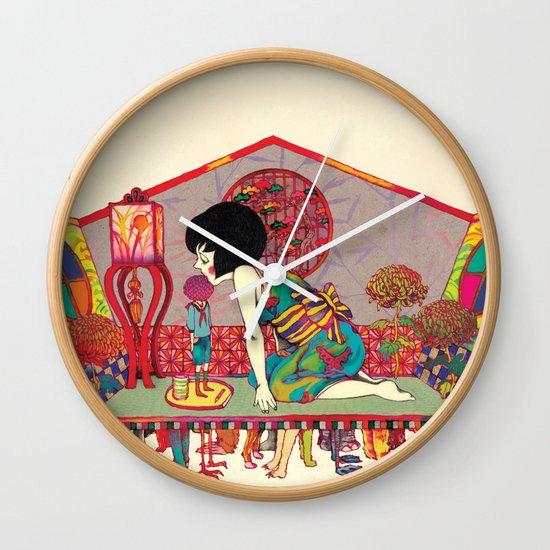 My sweet boy Wall Clock