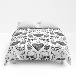 Ghostly Dreams II Comforters