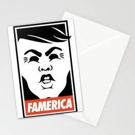 Trump FSociety Mr Robot Obey Stationery Cards