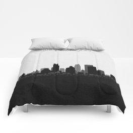 City Skylines: Minneapolis Comforters