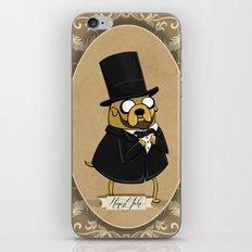 Honest Jake iPhone & iPod Skin