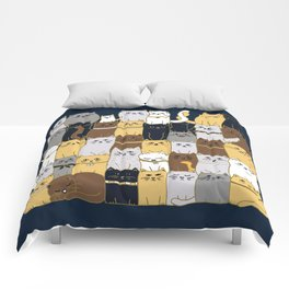 The Glaring - Parisian Palette Comforters