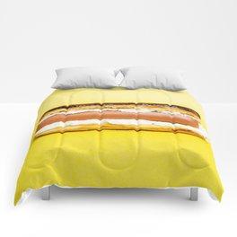 Hot Dog Eclair Comforters