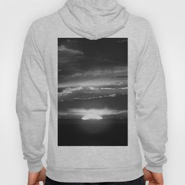 Black and White Delight Hoody