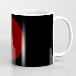 Red Dot Coffee Mug