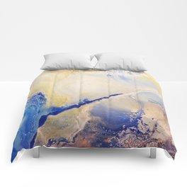 Everlasting Sandbar Comforters