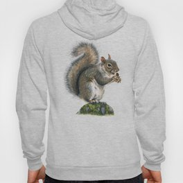 Fox Squirrel Hoody