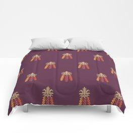 Indian Corn Comforters