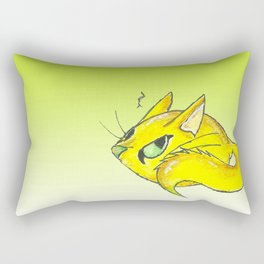 Sourpuss Rectangular Pillow
