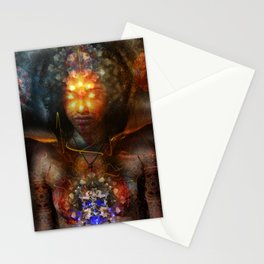 Eyes Of The Beholder Stationery Cards