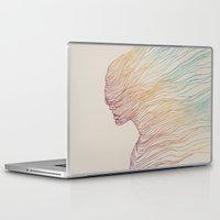 huebucket Laptop & iPad Skins featuring FADE by Huebucket