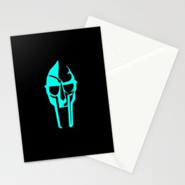 100 Pallets Of MF DOOM - Society6 MF Doom Tribute To Hip Hop Style Stationery Cards