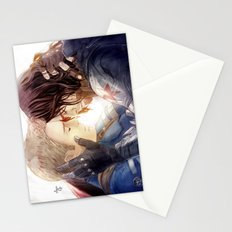 Stay, stay (with me) Stationery Cards