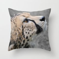 Cheetah 1 Throw Pillow