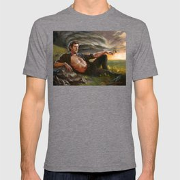 Ian Malcolm: From Chaos T-shirt