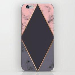 Marble Geometry 018 iPhone Skin