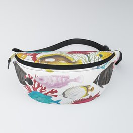 Coral Reef #1 Fanny Pack