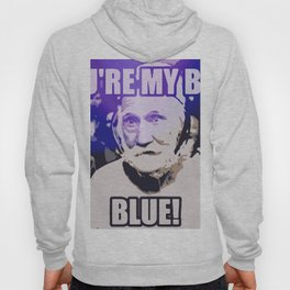 Franks Blue Boy Totally Tanked Hoody