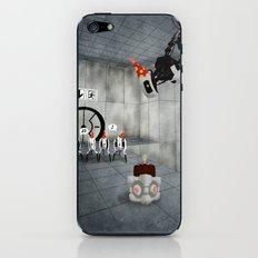Glados' Birthday iPhone & iPod Skin