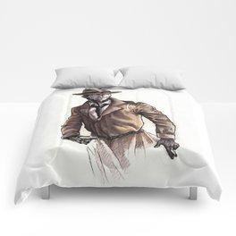 Nick Valentine Comforters