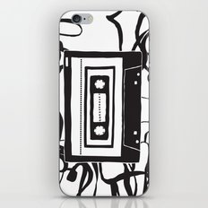 Cassette Tapes iPhone & iPod Skin