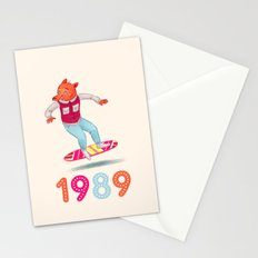 1989 Stationery Cards