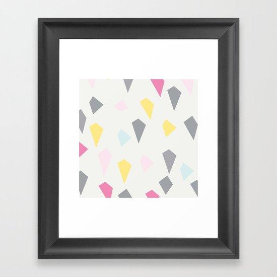 Day Framed Art Print