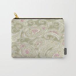 batik paisley warm Carry-All Pouch