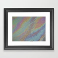 Oil Framed Art Print