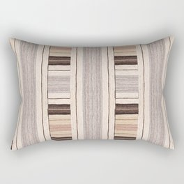 Flat Weavin 3 Rectangular Pillow
