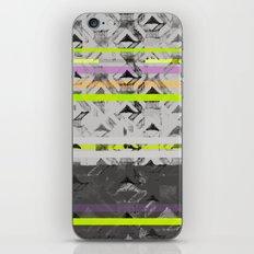 Tri Lands iPhone & iPod Skin