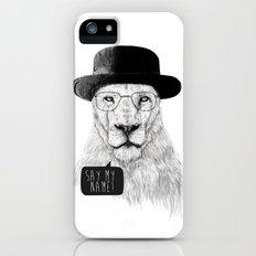 Say my name Slim Case iPhone (5, 5s)