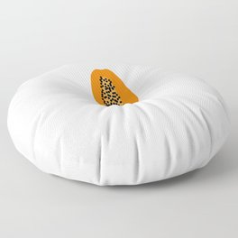 Papaya Floor Pillow