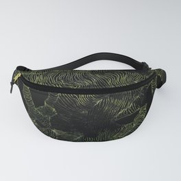 Unearthed Lines Fanny Pack