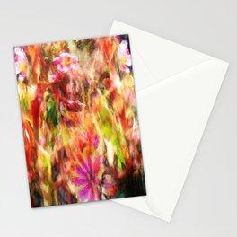 MISTED GARDEN 2 Stationery Cards