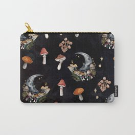 Mushroom Moon Carry-All Pouch