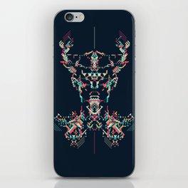 Space Viking iPhone Skin