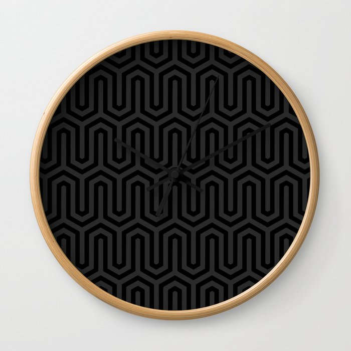 Back & Forth Wall Clock